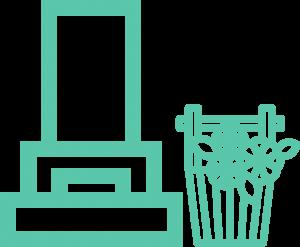 墓参り代行のイメージ画像