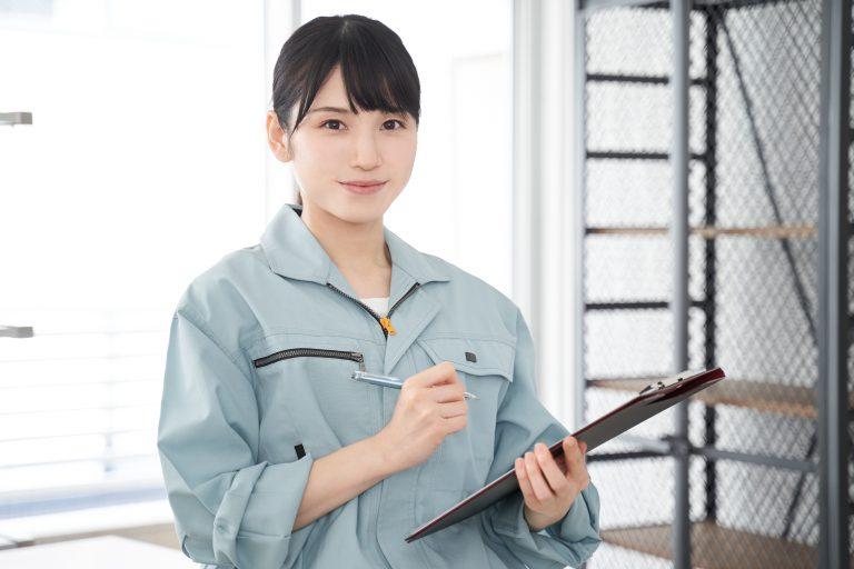 女性従業員のイメージ写真